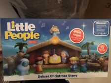 Fisher Price Little People Nativity Set  - NEW IN BOX