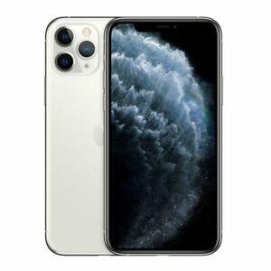 Apple iPhone 11 Pro - 256 GB - Silver - GRADO A++ (PARI AL NUOVO)