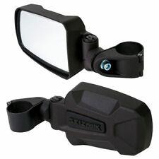 "Pursuit Elite HD Aluminum Side Mirror Set 1.75"" RZR Ranger Rhino YXZ Wildcat X3"