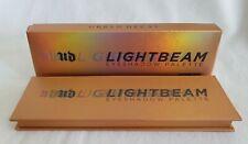 NIB Urban Decay Lightbeam Eyeshadow Palette Nudie Vibe Paradox Golden Influence