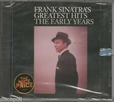 FRANK SINATRA - Greatest hits The early years CD SEALED