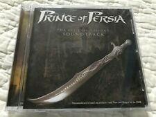 ~THE PRINCE OF PERSIA~THE OFFICIAL TRILOGY SOUNDTRACK~A USED CD IN GREAT SHAPE~
