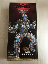 BATMAN & ROBIN MOVIE 1997 MR FREEZE KENNER MOVIE FIGURE ARNOLD !!
