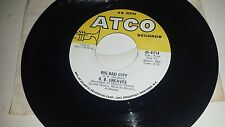 R.B. GREAVES Big Bad City / Take A Letter Maria ATCO 6714 ROCK 45