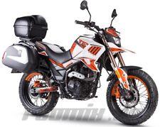 ZIPP VZ-5 125 ENDURO BIKE 125 ccm MOTORRAD, 3 FARBEN, EURO 4, NEUFAHRZEUG