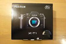 Fujifilm FinePix X Series FUJI XT-1 16.7MP Digital Camera - Black only body