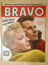 Bravo 12/1958 zum 60. Geburtstag - Elvis Presley, Marlon Brando - TOP