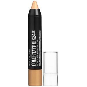 Maybelline New York Gold Rush Eyestudio ColorTattoo Concentrated Crayon 0.08 oz