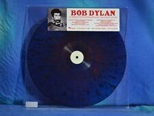 Bob Dylan - Folksinger's Choice Radio Recording 1962, LP, lim. splatter Vinyl