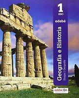 (15).GEOGRAFIA E HISTORIA 1ºESO (CIENCIAS SOCIALES). ENVÍO URGENTE (ESPAÑA)