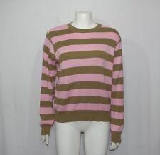 Carhartt maglione donna TG L rosa e verde usato e originale