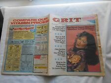 GRIT-JANUARY 22,1984-KIM MIYORI:DANCER WHO WENT 'ELSEWHERE' TO FIND TV FAME