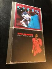 2 OTIS REDDING CDS SOLD AS A PACKAGE