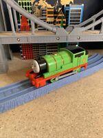 Thomas & Friends TrackMaster Motorized Railway TOMY Percy #6 Train Engine