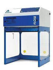 Nuevo gabinete de flujo Vertical Laminar con filtro HEPA, campana de flujo, Banco limpio!