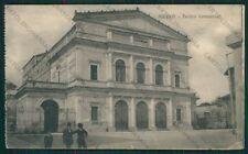 L'Aquila Città Teatro SCOLLATA cartolina ZC6274