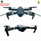 Eachine E58 WIFI FPV 2MP HD Camera Foldable Arm RC Drone Quadcopter Xmas Gift ❤