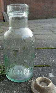 MELLINS INFANT FOOD Victorian Jar Bottle and Stopper