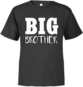 Big Brother. Announcement New Sibling Matching Brother Sister  Toddler T-Shirt