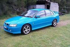 Holden Commodore sv6 turismo blue VZ, not VT, VY, VX, VE, VF