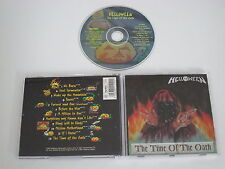 Helloween/the time of the Oath (Raw Power raw CD 109+gas0000109 Raw ACC) CD Album