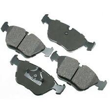 Disc Brake Pad-Euro Ultra Premium Ceramic Pads Front Akebono EUR394