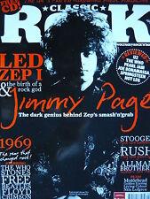 CLASSIC ROCK 130 - JIMMY PAGE - RUSH - MOTORHEAD - CHRIS CORNELL
