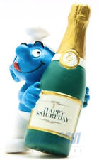 20708 50° Jubileum Champagne Bottiglia 2A PUFFO PUFFI SMURF SMURFS SCHTROUMPF
