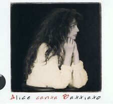 Alice-Canta Battiato-CD NUOVO-Via Elisa SUMMER ON A SOLITARY BEACH