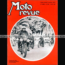MOTO REVUE N°1948 AERMACCHI 125 ALETTA, MOTOBECANE DC 125, BMW & BENELLI 1969