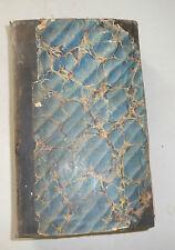 JOURNAL FUR KINDERKRANKHEITEN CHILD DISEASES  w/ WEIRD ILLUSTRATION  1846