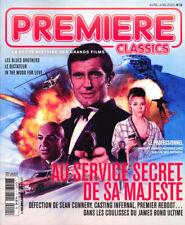 PREMIERE Classics N°11 - Au service secret de sa majesté (avril/juin 2020)