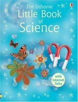 The Usborne Little Book of Science By Rachel Firth