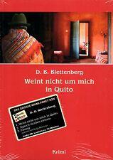 Blettenberg FARANG (CD) + AGAVEN STERBEN EINSAM+WEINT NICHT UM MICH IN QUITO NEU