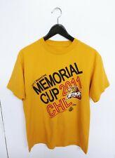 Vtg 2011 Owen Sound Attack OHL Major Junior Hockey Memorial Cup T-Shirt Size (M)