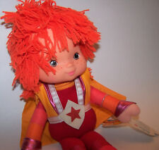 Vintage 1983 Rainbow Brite Red Butler Doll w/ Tags! Hallmark / Emotions / Mattel