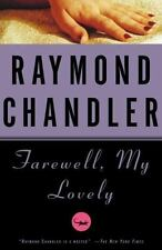 FAREWELL, MY LOVELY Raymond Chandler FREE SHIPPING paperback book detective