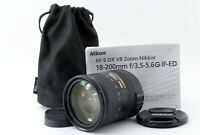 Nikon AF-S DX NIKKOR 18-200mm F/3.5-5.6 G VR ED From Japan [Near Mint] #543206A