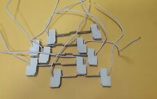5 X R7 LAMP HOLDERS FOR DOUBLE ENDED LINEAR TUNGSTEN HALOGEN LAMPS OR LED'S