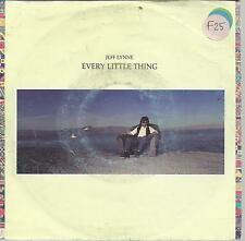 45 TOURS /  2 TITRES / JEFF LYNNE   EVERY  LITTLE THING         BO