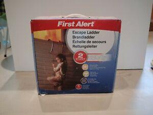 First Alert 2 Storey Fire Escape Ladder,
