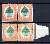 South Africa 1926 6d London & Pretoria Printing mint LHM SG32 WS17208
