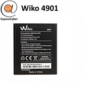 Batterie Wiko 4901 Tommy 1 / Tommy 2 - 2500 mAh