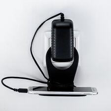Handy-Halterung für Steckdose Handyhalter Ladehalterung klappbar Halter Aufladen