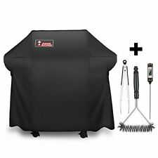 Kingkong Grill Cover 7106  Cover for Weber Spirit 200 and 300 Series Gas Grill