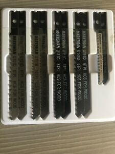 10 blade black & decker, ryobl, hitachi, kress, stanley, dewalt, nakita,skil