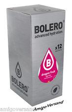 Bolero Drinks-Dragon Fruit (frutto del Drago) - 12 bustine per 18-36 LITRI