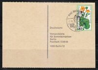 Germany DDR 1978 event card Karl-May-Spiele. Indians