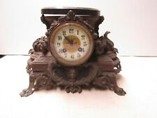 pendule horloge ancienne en regule
