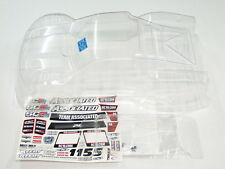 *NEW ASSOCIATED RC10SC5M SC5M Body  Clear +Decals PRO335500 TEAM ASB